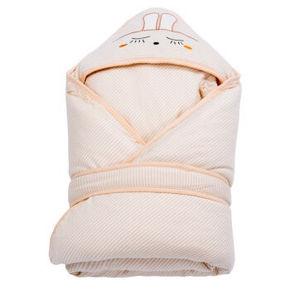 象宝宝 新生儿多功能全棉针织抱被 90*90cm 折59.5元(119,199-100)