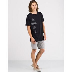 PULL&BEAR 男款短袖T恤  39元