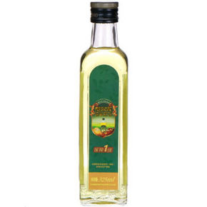 得尔乐 有机压榨一级油茶籽油  325ml 19.9元