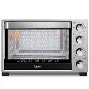 Midea 美的 家用大容量电烤箱 32L 299元包邮