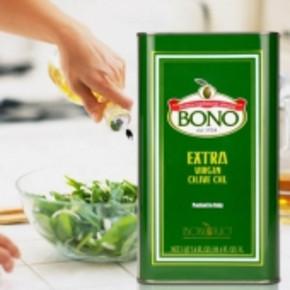 包锘 Bono 特级初榨橄榄油3L 119元包邮