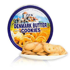 ZEK 丹麦风味黄油曲奇饼干 220g 15元(可199-100券)