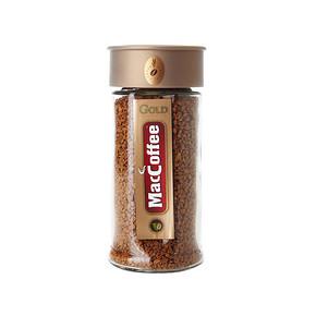 马来西亚进口 MacCoffee 美卡菲 冷冻干燥速溶咖啡 100g 9.9元