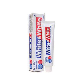 Lion 狮王  WHITE 美白牙膏 150g*2支 19.9元(买2减1)