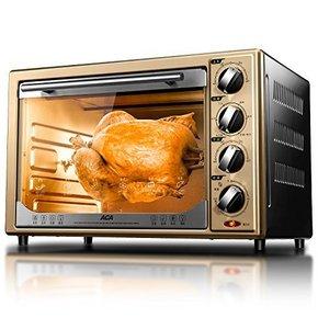 ACA 北美电器 ATO-BBRF32 全功能电烤箱 32L 279.2元(下单8折码)