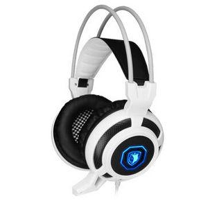 Sades 赛德斯 魔羽 头戴式游戏音乐耳机 赠鼠标垫 69元