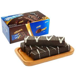 限地区# 奥利奥 巧克棒巧克力味 46条装 折19.9元(39.9,199-100券)