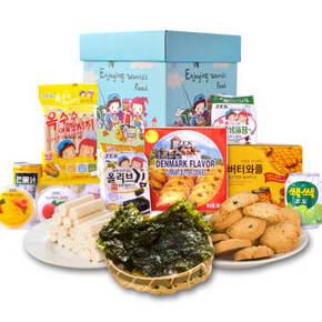 吃货最爱# LOTTE 乐天 进口零食精品礼盒  39.9元