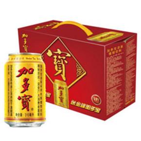 加多宝 凉茶 310ml*12罐  折32.6元(48.9,买2送1)