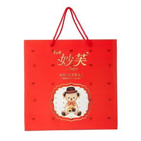 中秋好礼# 康师傅 法式妙芙 泰迪珍藏蛋糕礼盒 450g 26.6元