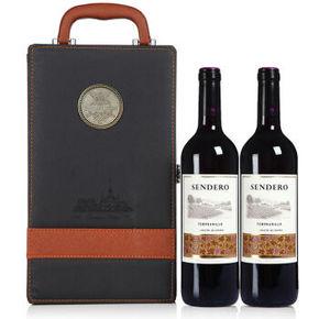 西班牙进口 圣蒂雅庄园 干红葡萄酒 750ml*2瓶 79元