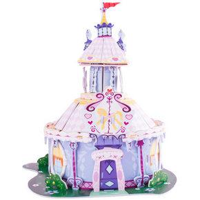 孩之宝 小马宝莉同款建筑城堡 6.6元包邮(拍下改价)
