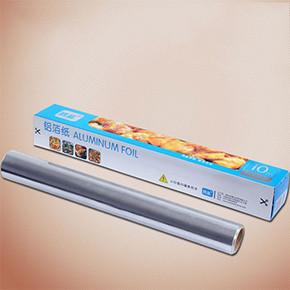 家用烧烤烤肉锡纸 10米长 6.8元包邮