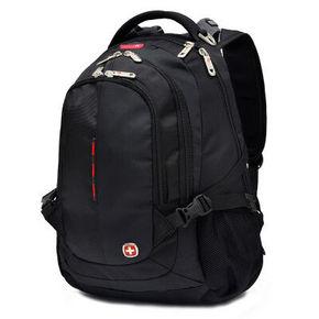SWISSGEAR 双肩笔记本电脑包 黑色 89元