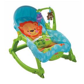 费雪 益智玩具 婴幼儿可爱动物多功能摇椅 299元包邮