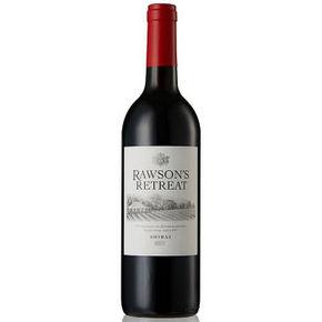 澳大利亚进口 洛神山庄设拉子红葡萄酒 750ml 38元