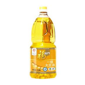 福临门 一级 大豆油 1.8L 17.9元
