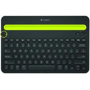 Logitech 罗技 K480 多功能蓝牙键盘 149元