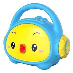 小鸡叫叫 故事音箱婴幼儿童早教故事机 8G 99元包邮