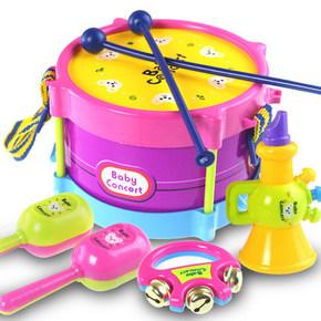 宝宝手拍鼓玩具 8.9元包邮