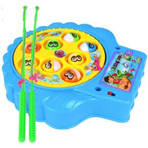 儿童磁性钓鱼玩具 8.9元包邮