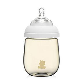 小白熊 宽口新生儿婴儿PPSU奶瓶 160ml 折24.5元(99元选4件)