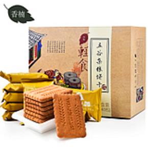 香楠 五谷杂粮饼干 1120g 券后29.9元包邮