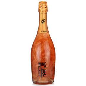 WINE OF FIRE 火焰酒 神奇的西班牙起泡酒 750ml 119元包邮(139-20)