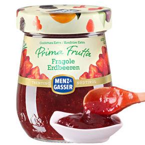意大利进口 曼莎 草莓果酱 340g*2件 34.8元(买1送1)