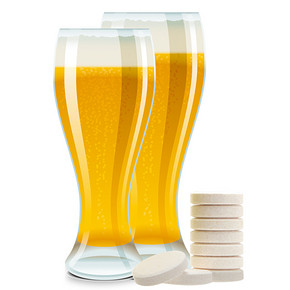 ENMI 维生素c泡腾片 甜橙味 20片 5.8元包邮