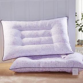 皮尔卡丹 枕头枕芯一只装 6.9元包邮