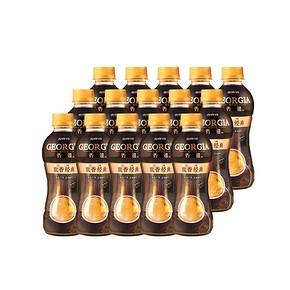 限地区# 乔雅 咖啡 浓香经典 268ml*15瓶 28.8元