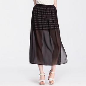 Lagogo 拉谷谷 双层网纱半身裙 29元包邮
