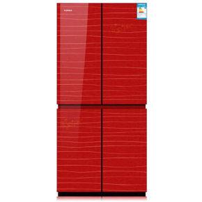 KONKA 康佳 BCD-396MN 多门对开冰箱 396L 1999元包邮