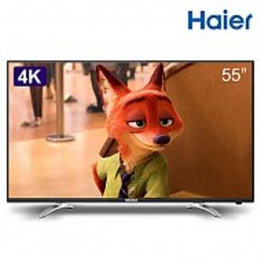 海尔 Mooka 摩卡 4K智能WIFI液晶电视 55英寸 2549元包邮(2599-50券)