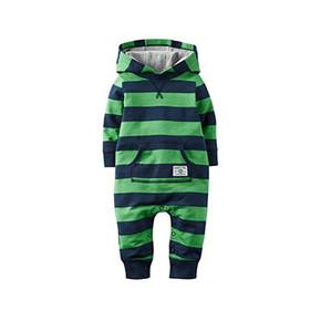 Carter's 婴儿全棉连帽连体衣 78元包邮