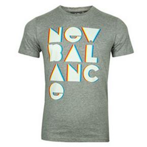 New Balance 男子运动短袖T恤 99元包邮