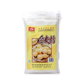 风筝 全麦粉 中筋小麦面粉 5kg 19.9元