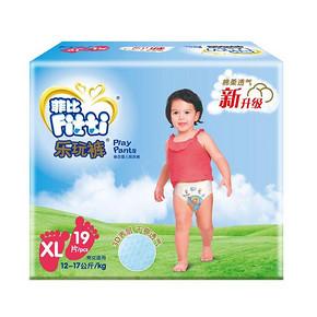 菲比 婴儿乐玩裤/拉拉裤 XL19片 16.9元