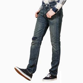 李维斯 511系列男士修身小脚水洗牛仔裤 349元包邮
