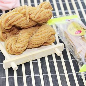 百年街坊 天津小麻花500g 6.5元包邮