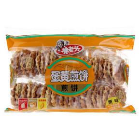 米老头 蛋黄煎饼 原味 300g 折5.4元(可199-100)