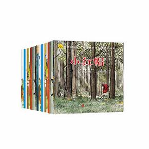 进口儿童故事手绘本 10本全套 9.5元包邮