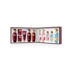 LG 睿嫣礼盒3号 11件套+送LG美丽礼盒1号 10件套 213.9元(209+24.9-20券)