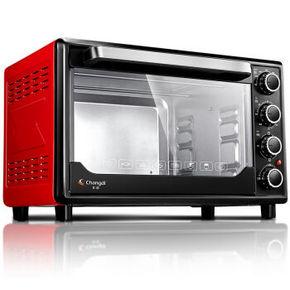 长帝 低温发酵多功能家用电烤箱 30L 199元