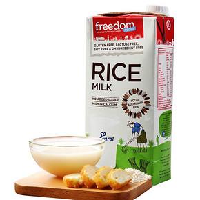 澳洲进口 澳菲顿 原味无糖冷饮糙米汁 1L*6盒 59.4元