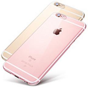 iPhone6 透明防摔硅胶保护壳 券后1.9元包邮
