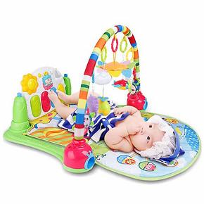 贝恩施 婴儿脚踏钢琴健身玩具 59元包邮