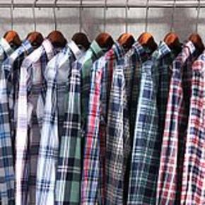 衬衫控# 雪斯登 纯棉薄款英伦衬衫 28元包邮(68-40券)