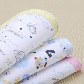 序言 婴儿纯棉系带口水巾 5条装 券后8.9元包邮